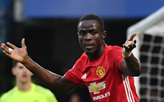 Bailly sustains knee ligament injury