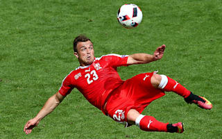 Euro 2016 Diary: Shaqiri rivals Pique for Shakira's affection, Bale reveals secret weapon