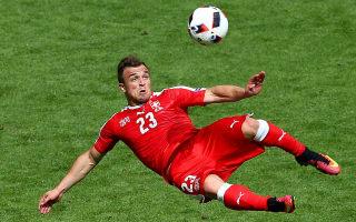 Euro 2016 Diary: Shaqiri rivals Pique for Shakira's affection, Bale reveals secret weapon