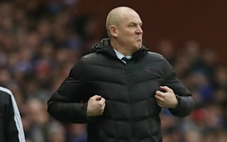 Warburton called for 'time and patience' in final Rangers programme notes