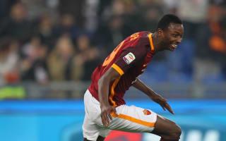 Roma secure Nigerian duo Sadiq and Nura