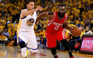 Curry says he'd pick Harden for MVP