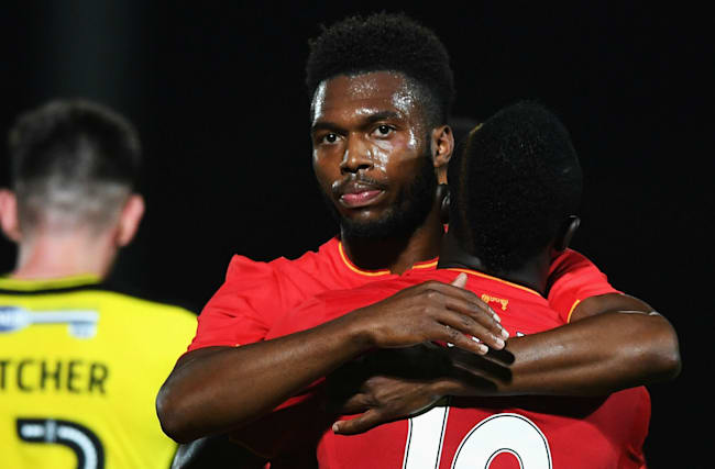 'Everyone knows my best position' - Sturridge unhappy at wide role