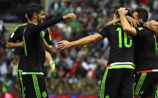 Mexico 3 El Salvador 0: Guardado, Herrera and Vela seal comfortable win