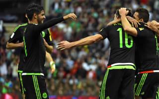 Mexico 3 El Salvador 0: Guardado, Herrera and Vela seal comfortable win