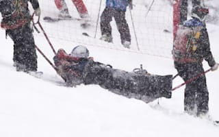 Vonn to test knee out ahead of combined after hairline fracture