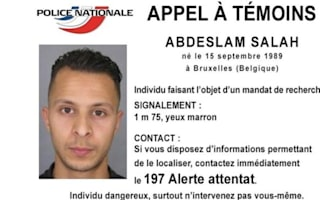 International manhunt under way for French terror suspect