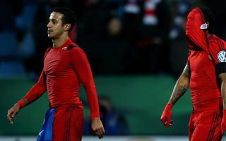 Douglas Costa surprised me, admits Thiago