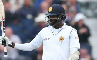Mathews rues slow Sri Lanka start