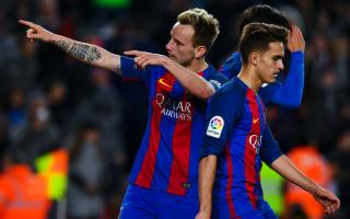Rakitic: Barcelona squad shocked by Luis Enrique decision