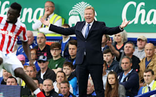 Koeman sympathises with Hughes' frustration