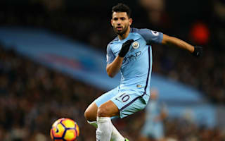 Aguero available for City's trip to West Ham