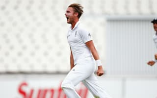 Broad's brilliant blitz: How the wickets fell