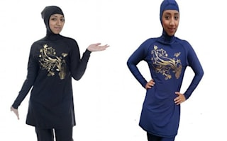 Sales of burkinis are soaring - but would you buy one?