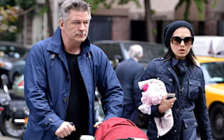 Alec Baldwin claims his baby was patted down by security at Bahamas airport
