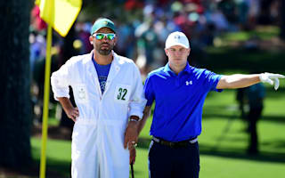 Spieth laments lack of luck after falling away at Augusta