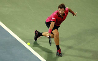 Ankle issue no concern for Wawrinka