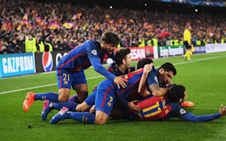 WATCH: Lineker, Ferdinand, Gerrard and Owen go crazy at Barca winner