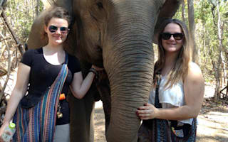 Two British sisters in Vietnam waterfall death named
