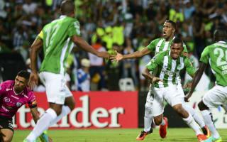 Atletico Nacional 1 Independiente del Valle 0 (2-1 agg): Borja secures Copa Libertadores crown