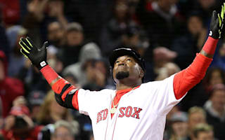 Big Papi's big night: Red Sox retire David Ortiz's number 34