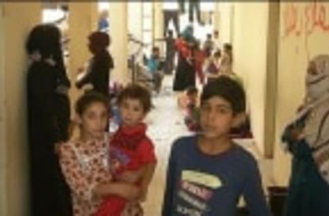UN: IS using civilians as human shields in Falluja
