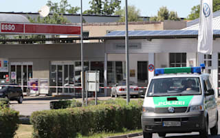 Horror returns to Germany as attacker dies in blast that injures 10