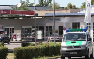 Horror returns to Germany as attacker dies in blast that injures 10