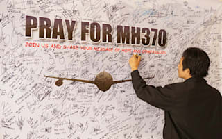 MH370: Plane 'deliberately' flown into the water