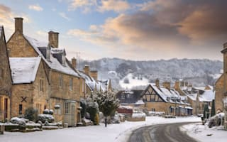 Britain's best places for a traditional Christmas break