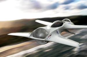 DeLorean vuelve a la carga: ahora con un coche volador