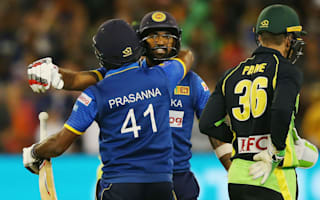 Sri Lanka sneak home at the MCG