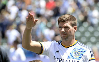 Gerrard admits management 'dream' after hanging up his boots