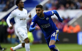 Leicester City 4 Swansea City 0: Foxes make light of Vardy's absence to edge closer to title