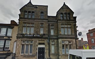 Google Street View captures 'ghost' in hotel window