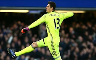 Back-to-back losses were Chelsea's catalyst, says Courtois