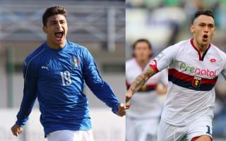Juventus and AC Milan make deadline-beating moves