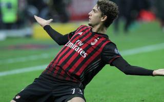 Locatelli can't comprehend beating Buffon