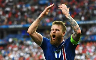 Gunnarsson insists Iceland do not fear England