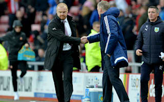 It's all good - Moyes not worried by owner's appearance at tepid Burnley draw