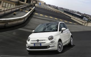 Fiat 500 updated with new tech