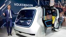 Así imagina Volkswagen el coche autónomo del futuro