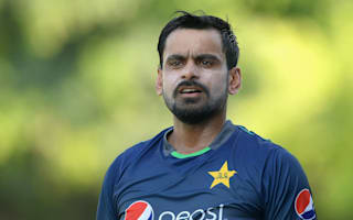 Hafeez cleared for bowling return