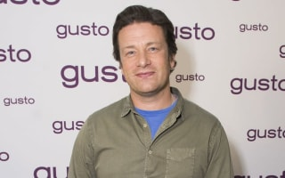 Jamie Oliver tops the best-seller list for ultimate Christmas cookbook