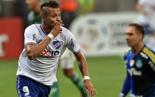 Copa Libertadores Review: Nine-man Nacional down Palmeiras