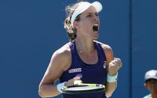 Konta stuns Venus for maiden WTA title in Stanford