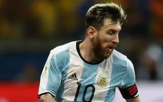 Bauza: Argentina aren't dependent on Messi