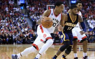 Raptors, Hawks edge ahead in respective series