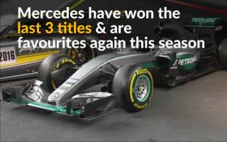 New Mercedes driver Bottas speaks of Hamilton respect