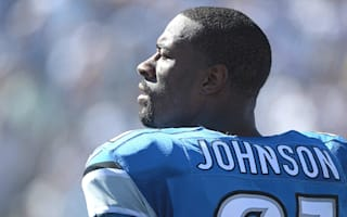 Lions wide receiver Johnson contemplating retirement